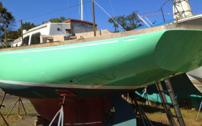 Best Waxes and Sealants for Painted Boats